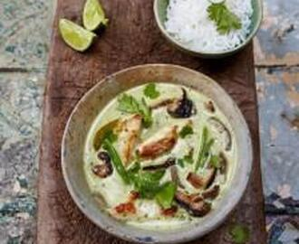 JAMIE'S THAI GREEN CURRY