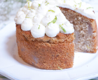 Banana bread and coconut {Battle Food 19}