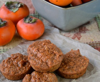 Mini Persimmon Spice Cakes {and $300 Amazon gift card giveaway!}