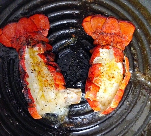 Easy lobster tail recipe