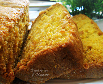 MOIST AND FLURRY PUMPKIN BREAD