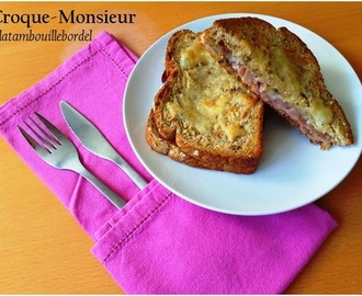 Croque-Monsieur, Madame !