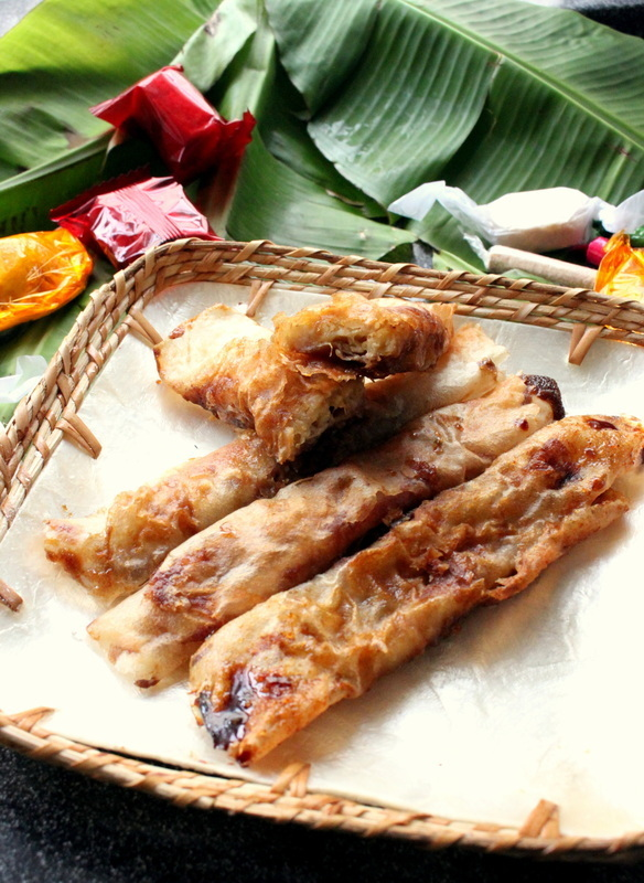 Banana Lumpia, Dessert from the Philippines