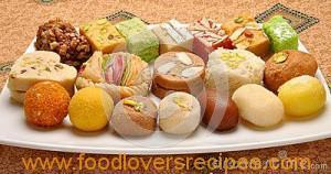 AMINA'S INDIAN SWEETS