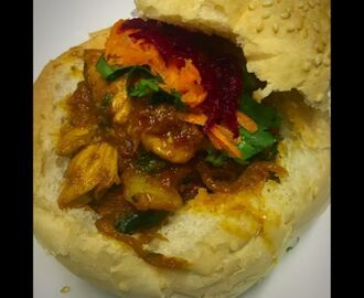 chicken bunny chow | my recipe