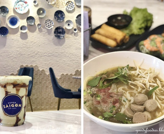 Super Saigon, Bangsar: For Halal Vietnamese Food!