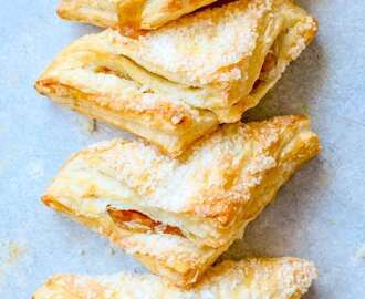 Easy Bakery Style Apple Turnovers Recipe