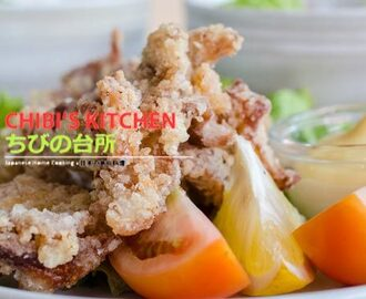 Japanese Home Cooking at Chibi's Kitchen