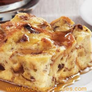 CINNAMON BREAKFAST BREAD PUDDING