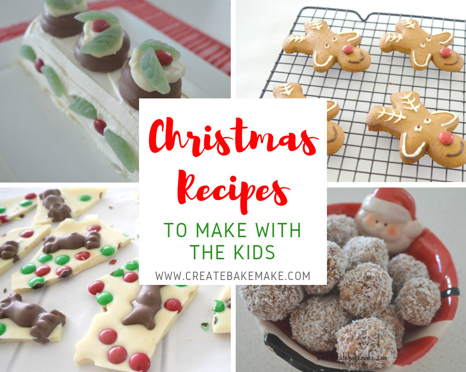 Christmas Recipes To Make With The Kids