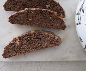 Thermomix Chocolate Chip Biscotti