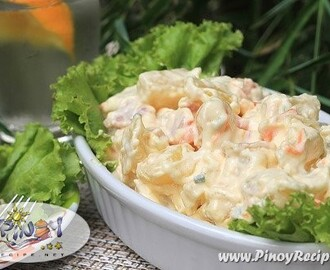 Ham and Potato Salad Recipe