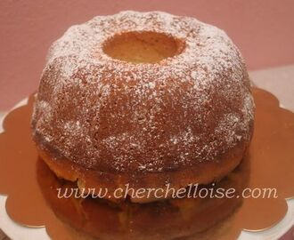 gateau orange-citron