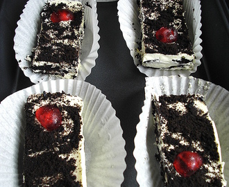 OREO SLICE CHEESE CAKE