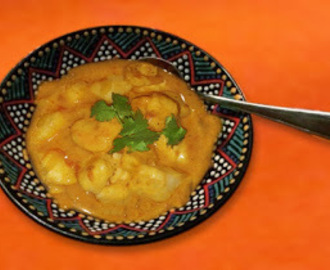 Cape Malay Seafood Curry Recipe by GOLD Restaurant
