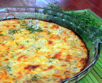 Magda van Wyk wrote a new post, Low Carb Tuna & Dill Savoury tart, on the site Daily Fit.Nutrition