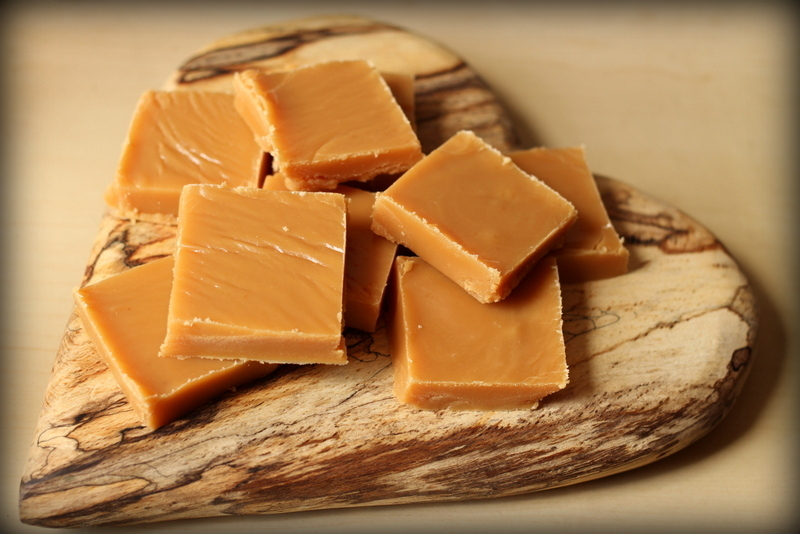 Courtney's Gran's Fudge