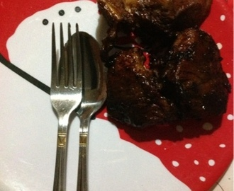 Steak ala Pork Chop