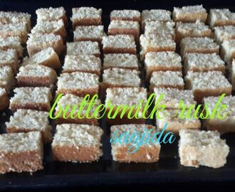 BUTTERMILK RUSK