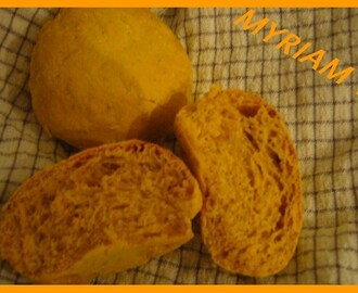 PAIN DE COURGE OU POTIRON
