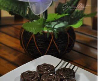 Puding 'terover' oreo