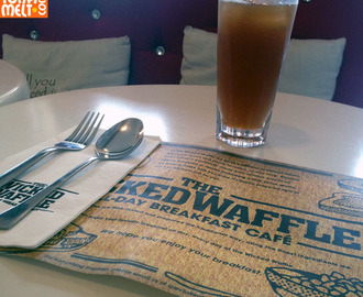 The Wicked Waffle: All Day Breakfast Cafe
