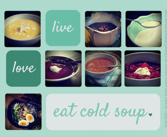 Chill out with 7 cold soups from around the world