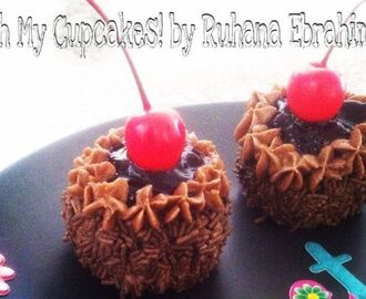 QUICK CHEAT BLACKFOREST CUPPIES