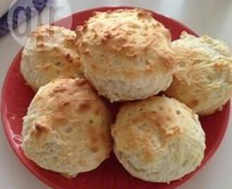 EASY MAYONNAISE SCONES