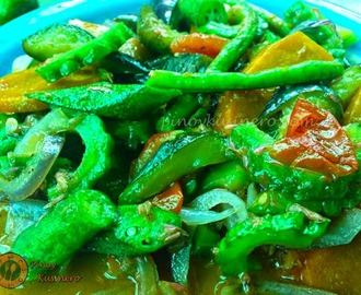 Pinakbet (Mixed Vegetable Stew)