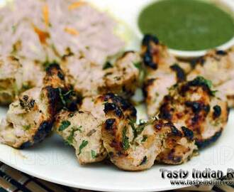 Chicken Reshmi Kebab Recipe