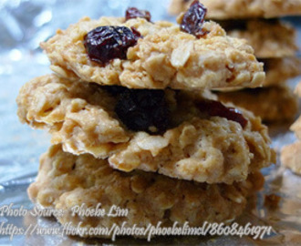 Oatmeal Cookies (Three versions)