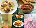 Recipes for the Month of March 2015
