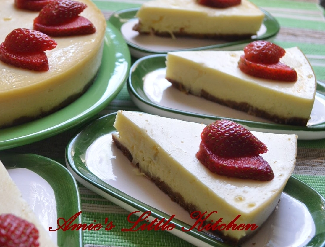 Classic Durian Cheese Cake