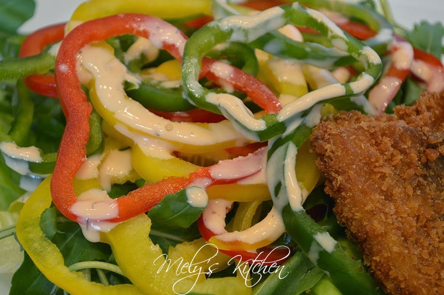 Bell Pepper Appetizer