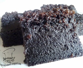 CHOCOLATE CAKE- the SUPERMOIST one!!!