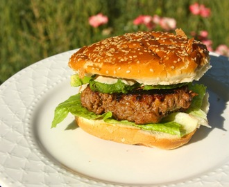 BBQ Burger with Secret Sauce