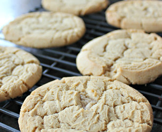 Homemade Butterscotch Cookie Recipe