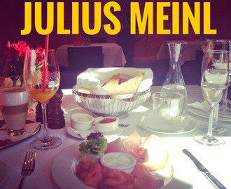 BRUNCH AT JULIUS MEINL