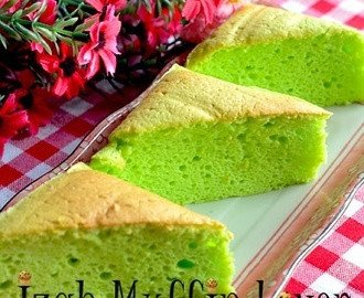 Pandan Slice Cheese Cake
