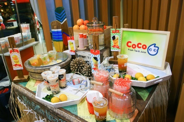 On-the-go Summer Drinks by CoCo Fresh Tea and Juice