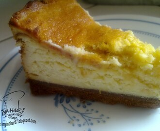 DURIAN CHEESECAKE- the best one!