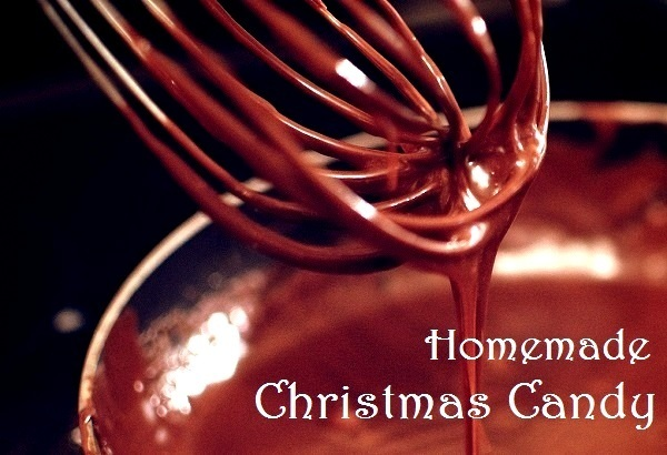 Recipes: Homemade Christmas Candy