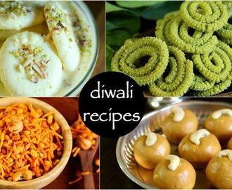 diwali recipes | diwali sweet recipes | diwali snacks recipes