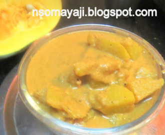 Pumpkin Spicy Curry