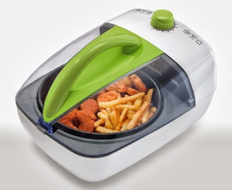 Jet Fryer Giveaway- No Butter, No Fat and No Oil!