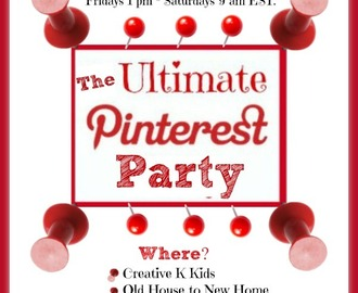 The Ultimate Pinterest Party