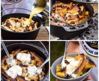 BREAD PUDDING POTJIE