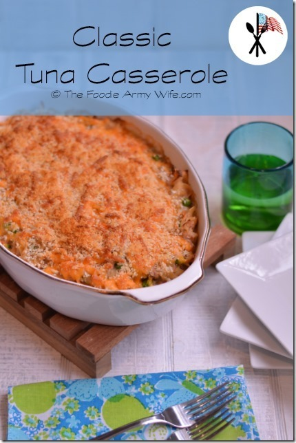 Classic Tuna Casserole | #StarKistBelieves