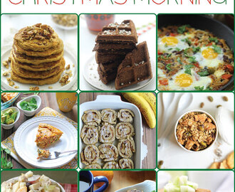 30 Healthy Breakfast Recipes for Christmas Morning